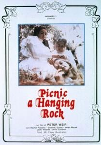 locandina Hanging Rock