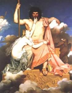 Zeus e Teti (Guido Rovi)
