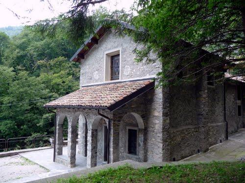 chiesetta San Miro Canzo