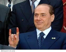 Berlusconi corna